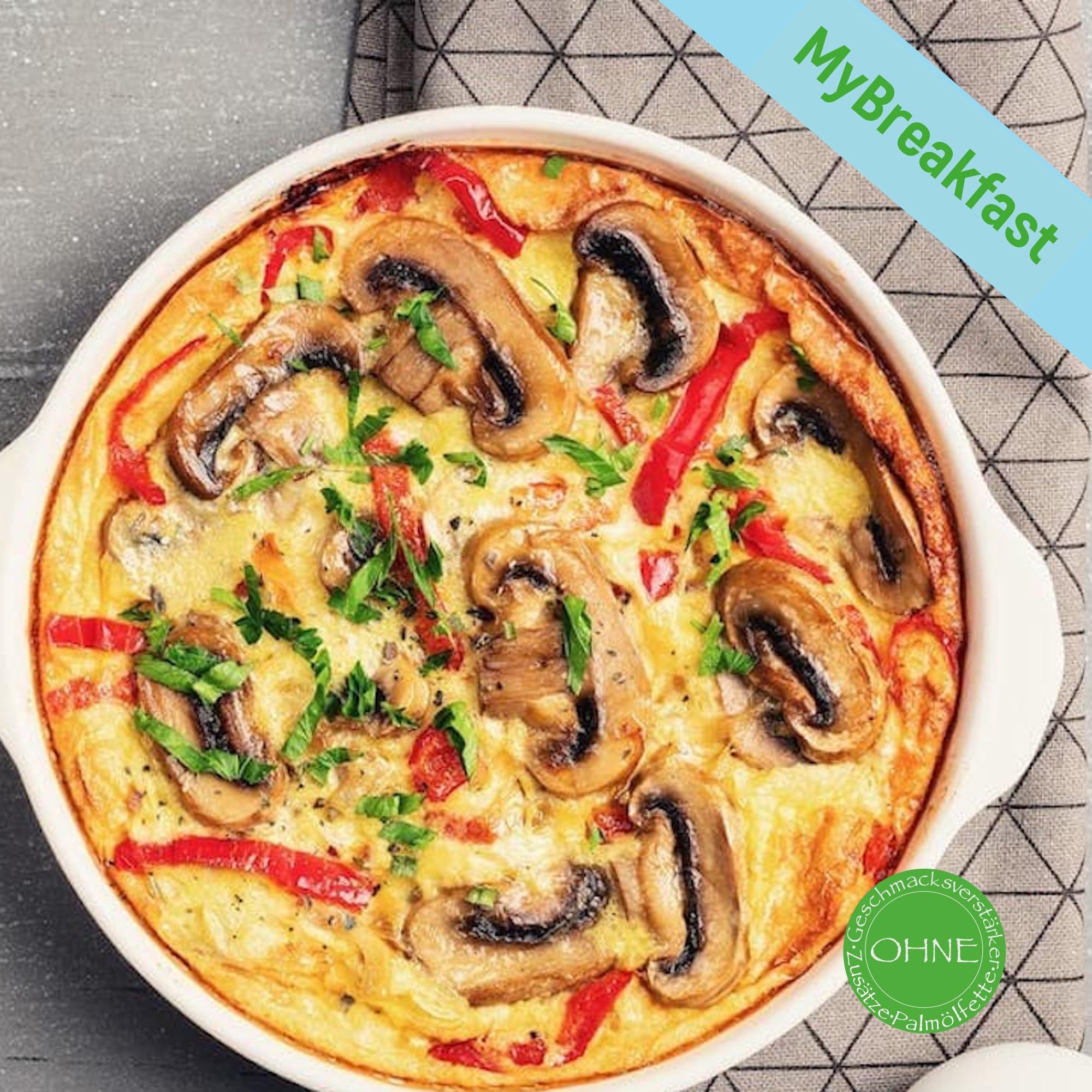 Unser Omelett Klassiker – 140g